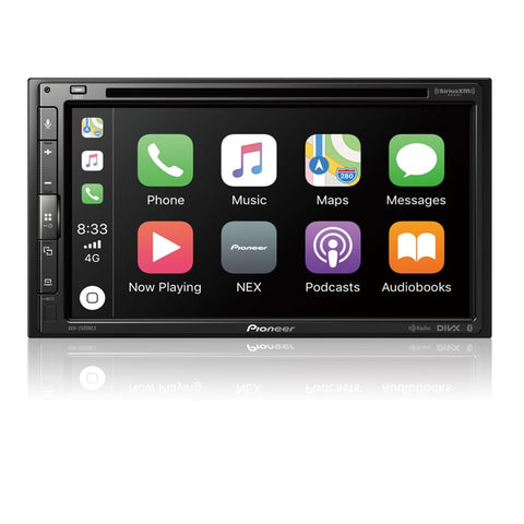 Pioneer AVH-2500NEX Multimedia DVD Receiver - Shark Electronics