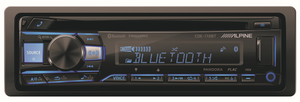 Alpine CDE-172BT Advanced Bluetooth® CD Receiver - Shark Electronics