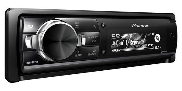 Pioneer DEH-80PRS CD Receiver - Shark Electronics