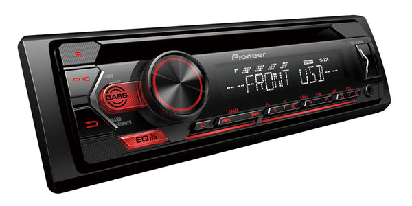 Pioneer DEH-S1200UB CD Receiver - Shark Electronics