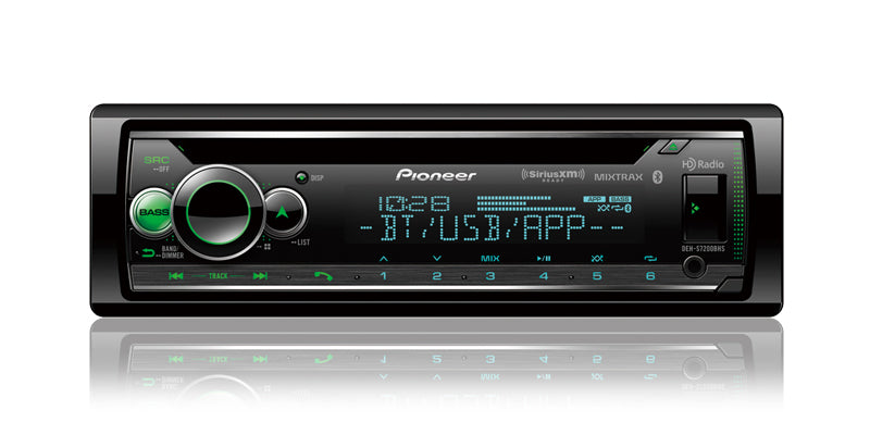 Pioneer DEH-S7200BHS CD Receiver - Shark Electronics