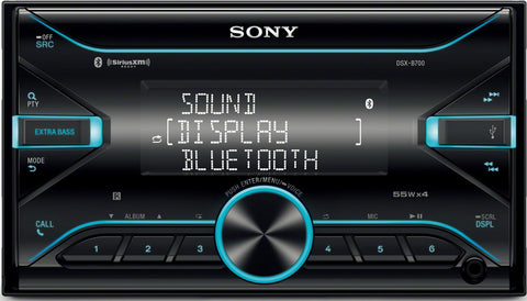 Sony DSX-B700 Media Receiver with Bluetooth® - Shark Electronics