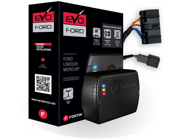 Fortin EVO-RS Plug & Play Remote Starter for Ford / Lincoln / Mercury / Mazda - Shark Electronics