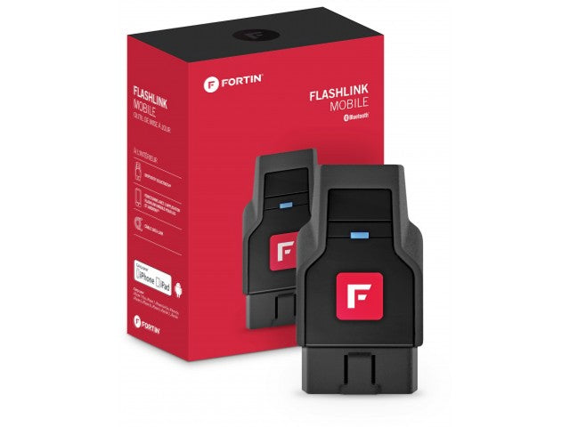FLASHLINK MOBILE - Bluetooth® Firmware Update Tool for iOS and Android - Shark Electronics