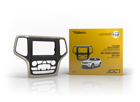 Maestro KIT-JGC1 Dash Kit for 2014 and up Jeep Grand Cherokee - Shark Electronics