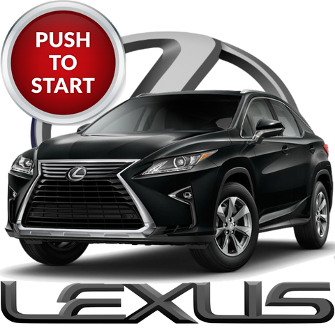 Plug & Play Remote Start for 2016 - 2021 Lexus RX 350