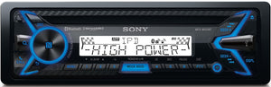 Sony MEX-M100BT Marine CD Receiver with BLUETOOTH® - Shark Electronics