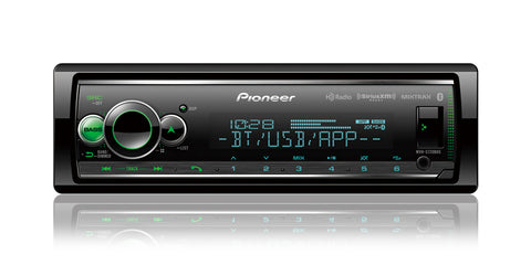 Pioneer MVH-S720BHS  Short Chassis Digital Media Receiver - Shark Electronics
