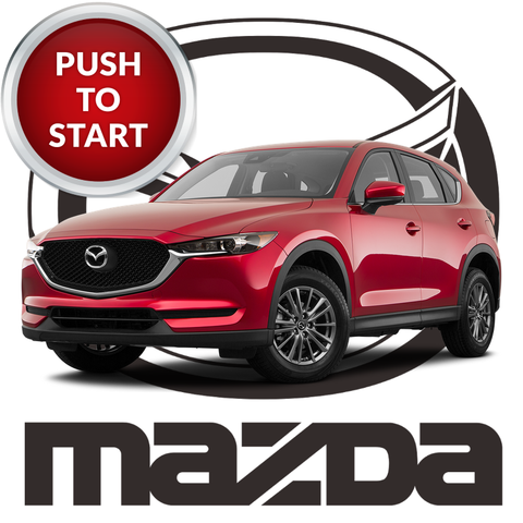Plug & Play Remote Start for 2013 - 2021 Mazda CX-5
