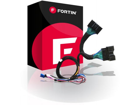 Fortin THAR-FOR3 T-Harness for Ford Key and Push to Start vehicles - Shark Electronics