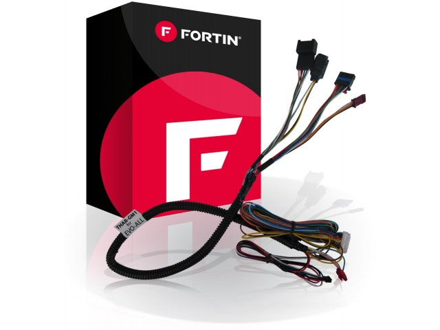Fortin THAR-GM1 T-Harness for 2010+ Flip-Key GM Vehicles - Shark Electronics