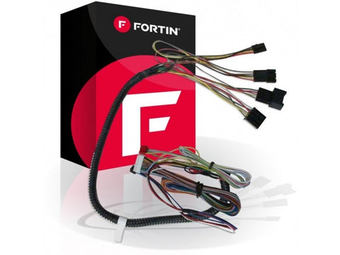 Fortin THAR-GM4 OEM Style T-Harness for 2007+ Full Size GM Vehicles - Shark Electronics