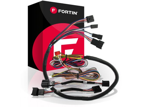 Fortin THAR-GM5 OEM Style T-Harness for Full Size GM Vehicles - Shark Electronics