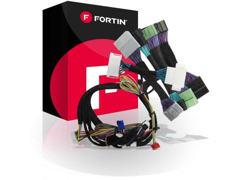 Fortin THAR-NIS4 T-Harness for Push To Start Infiniti, Nissan Vehicles - Shark Electronics