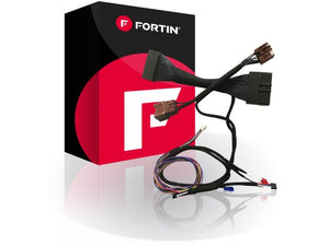 Fortin THAR-NIS6 T-Harness for Push To Start Infiniti, Nissan Vehicles - Shark Electronics