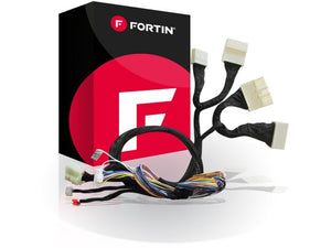 Fortin THAR-ONE-MAZ3 T-Harness for Mazda 2013+ Push-to-Start - Shark Electronics