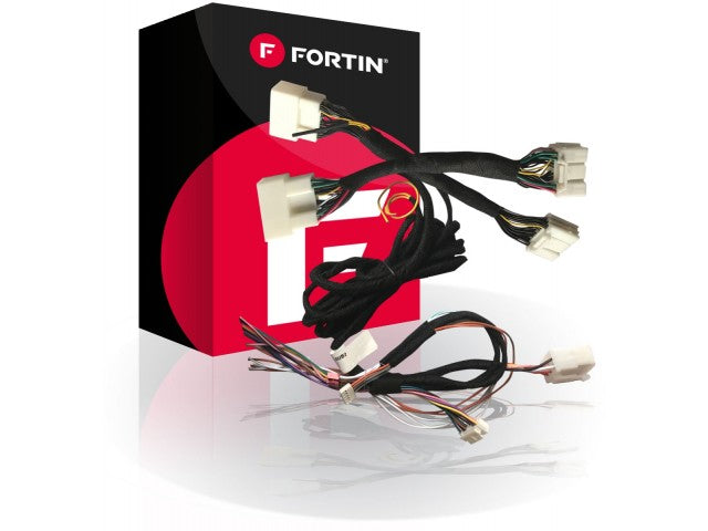 Fortin THAR-ONE-SUB2 T-Harness for Subaru Push-to-Start vehicles - Shark Electronics