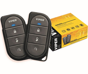 Viper 4105V 1-Way Remote Start/Keyless Entry System - Shark Electronics