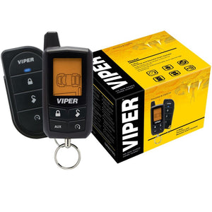 Viper 5305V LCD 2-Way Security & Remote Start System - Shark Electronics