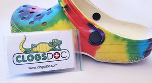 We have the Solution! ClogsDoc USA Rivets will help you fix your broken Crocs