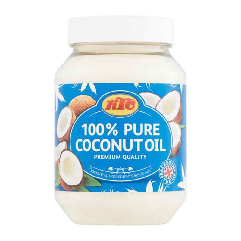 100% Pure Coconut Oil 500g