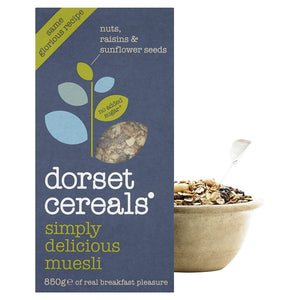 Load image into Gallery viewer, Dorset Cereals Delicious Muesli 650g
