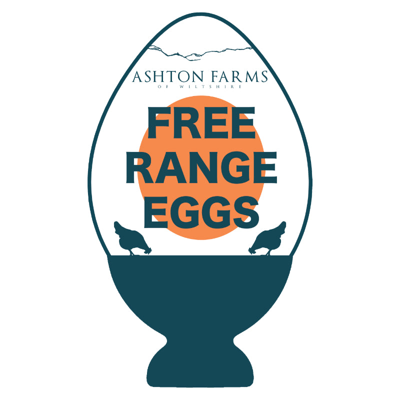 Free Range Large Eggs - 1 x 6 Pack