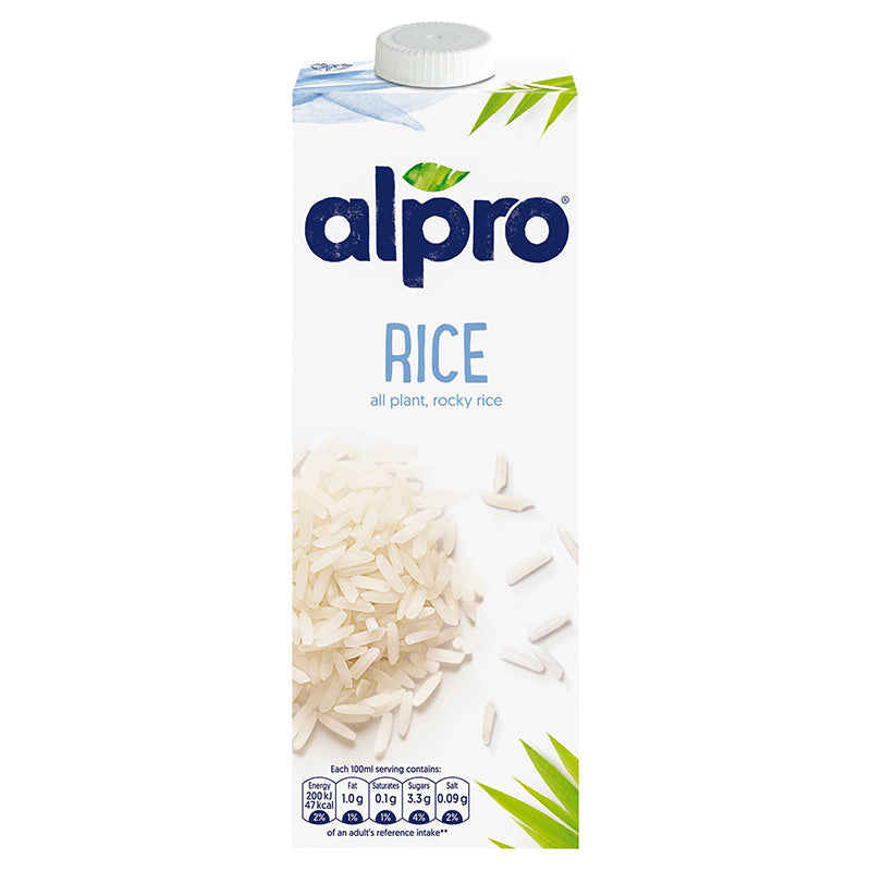 Load image into Gallery viewer, Alpro Rice Milk 1ltr