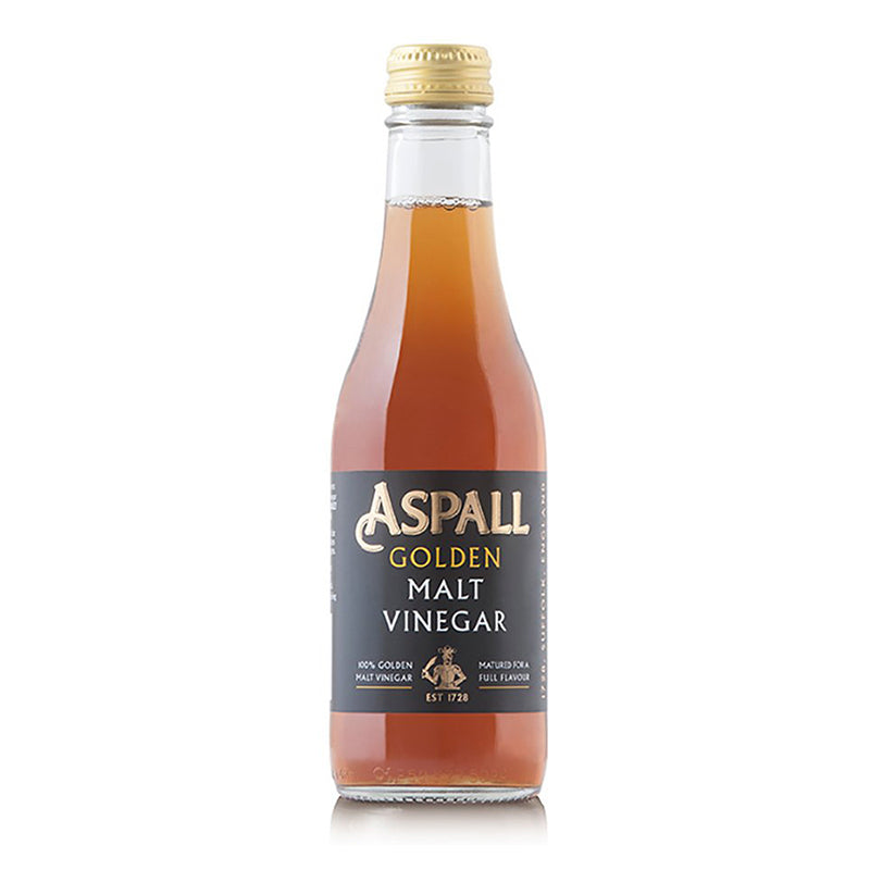 Aspall Golden Malt Vinegar Bottle 250ml