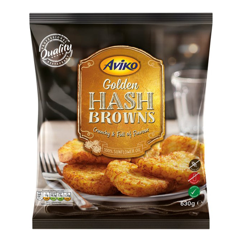 Load image into Gallery viewer, Aviko Hash Browns 2.5kg