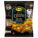 Aviko 18mm Super Crunch Thick Cut Chips 2.5kg