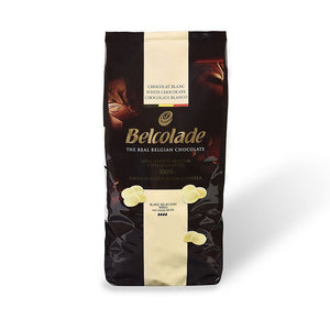 Bellcolade White Chocolate Buttons 1kg