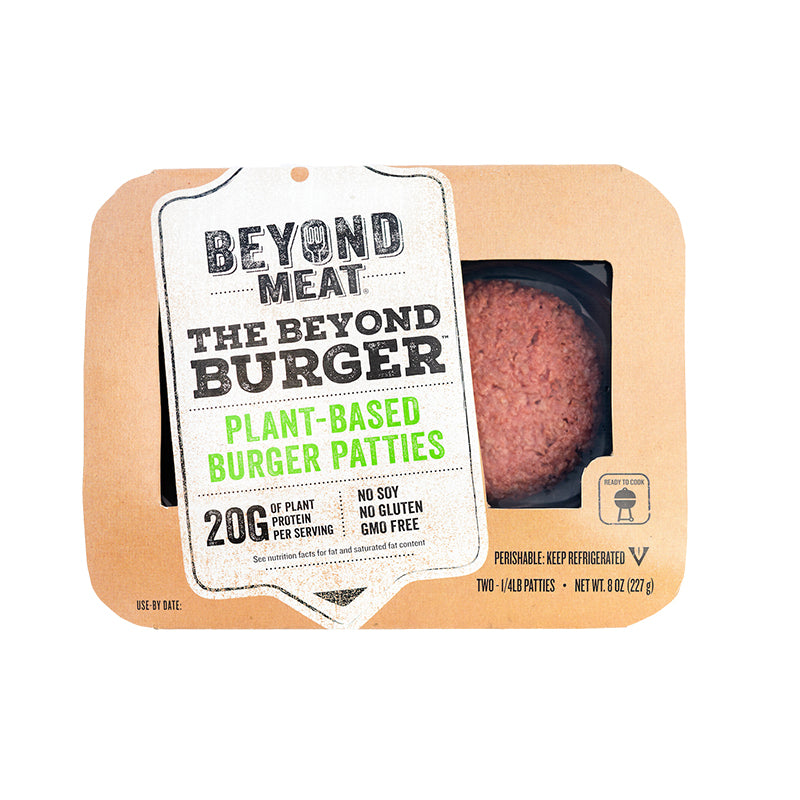 Beyond Meat - 4 oz Burger 1 x 42