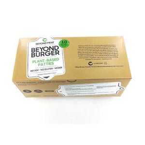 The Beyond Burger by Beyond Meat 1 x 10