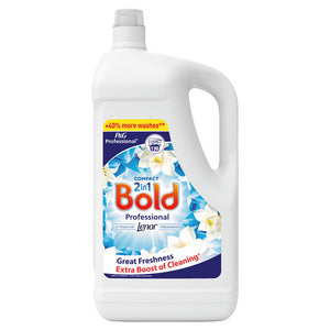Bold 2 in 1 Professional Laundry Liquid Detergent 130 wash
