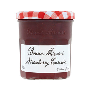 Load image into Gallery viewer, Bonne Maman Strawberry Conserve 750g