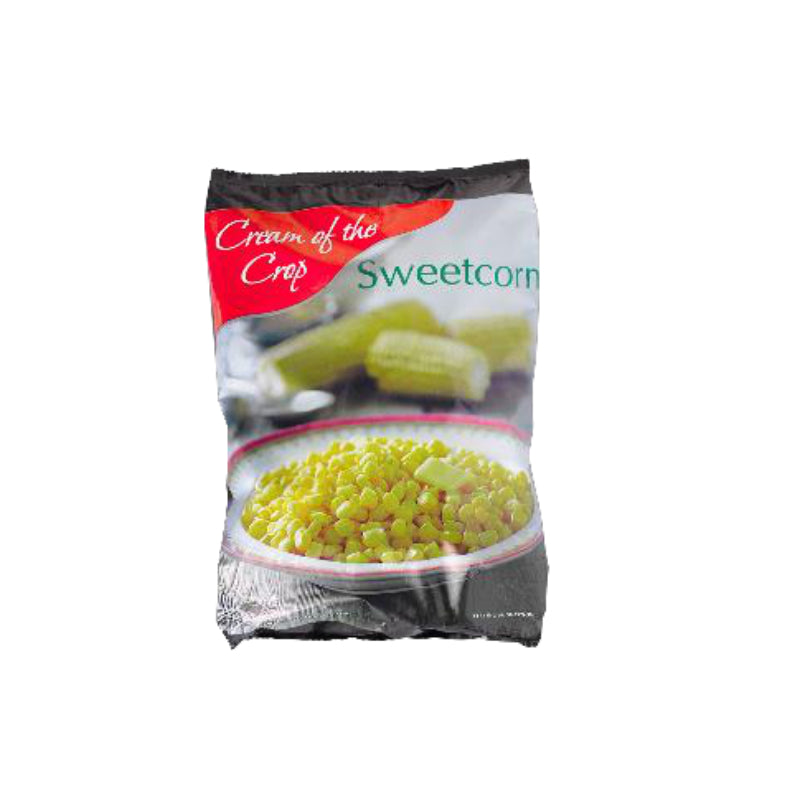 Cream of the Crop - Frozen Sweetcorn 907g