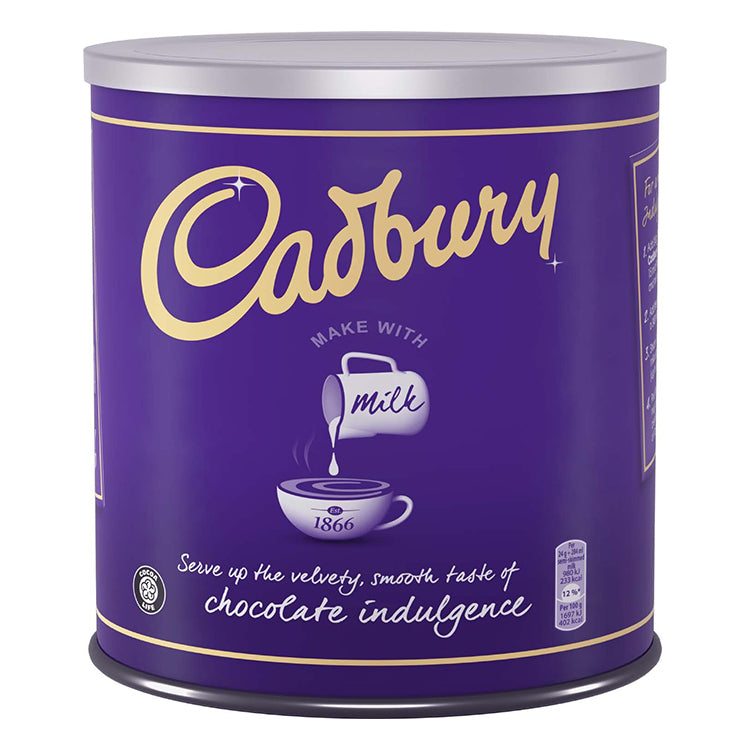 Load image into Gallery viewer, Cadbury Hot Chocolate Add Milk 2kg