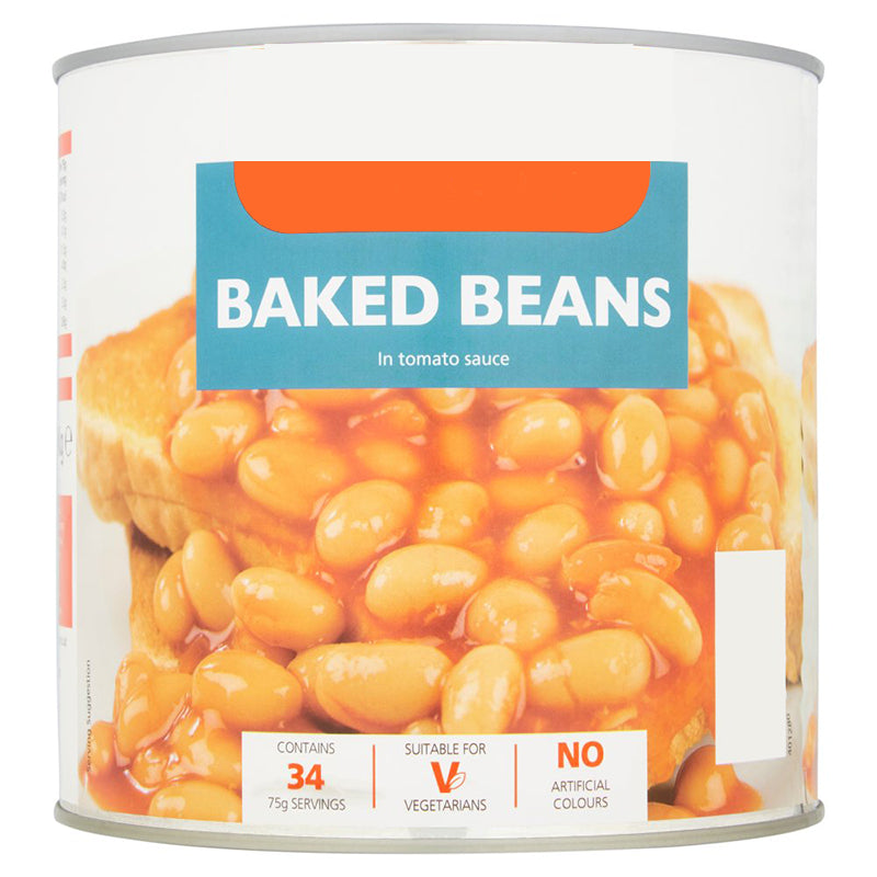 Catering Baked Beans 800g