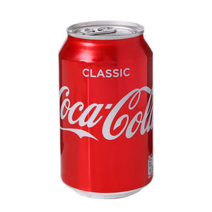 Load image into Gallery viewer, Coca Cola Cans 24 x 330ml