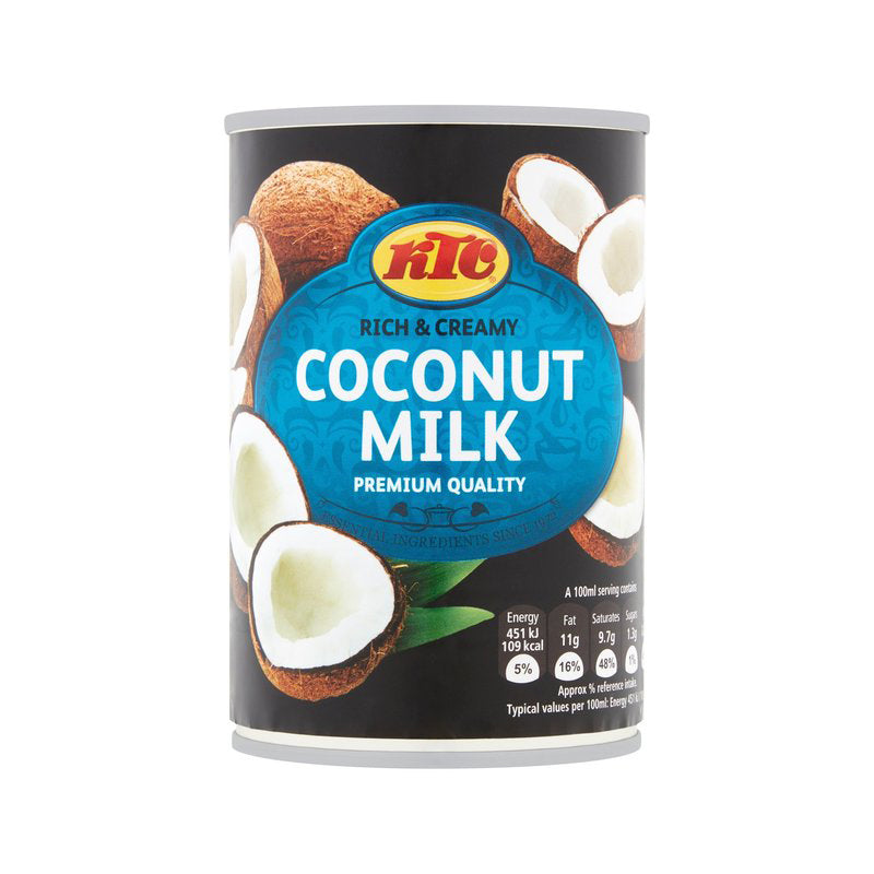 Tinned Coconut Milk 16% Fat 400g