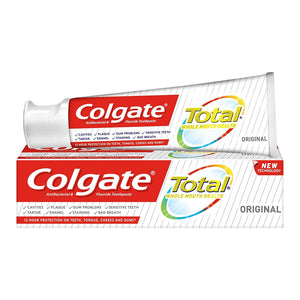 Load image into Gallery viewer, Colgate Total Original Care Toothpaste 125ml