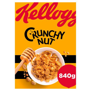Load image into Gallery viewer, Kelloggs Crunchy Nut Corn Flakes 1 x 840g