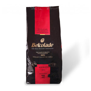 Bellcolade 55% Dark Chocolate Buttons 1kg