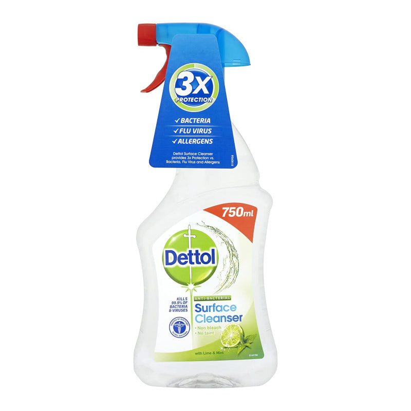 Dettol Anti Bacterial Surface Spray 750ml