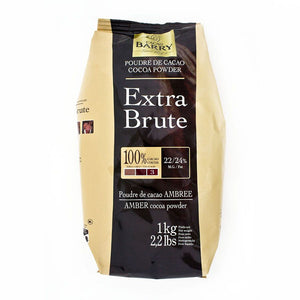 Cacao Barry Extra Brute Cocoa Powder 1kg