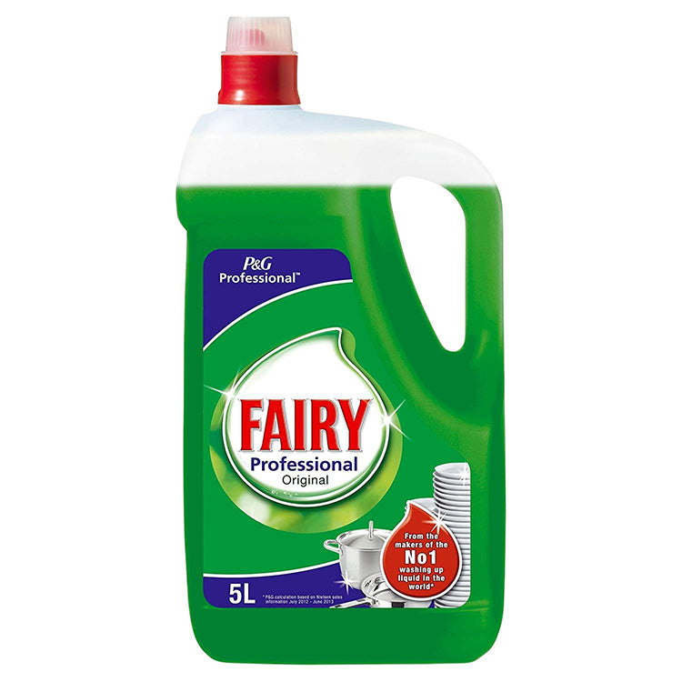 Fairy Professional Washing Up Liquid 5ltr