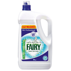 Fairy Non Bio Super Concentrate Fabric Softener 240 Washes