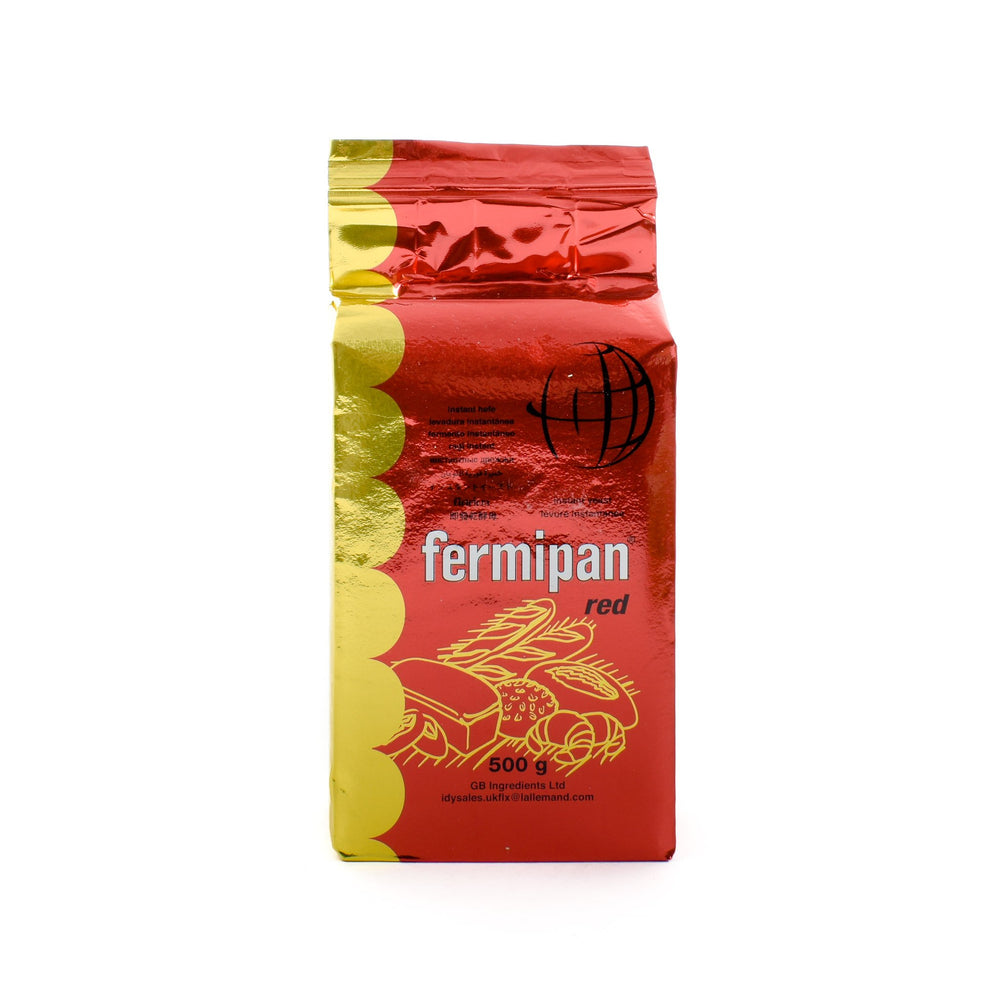 "Fermipan Dried ""Fast Acting"" Yeast 500g"