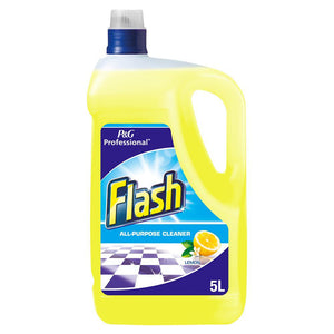 Flash Lemon All Purpose Clean5 ltr